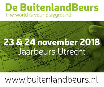 De Buitenlandbeurs: the world is your playground