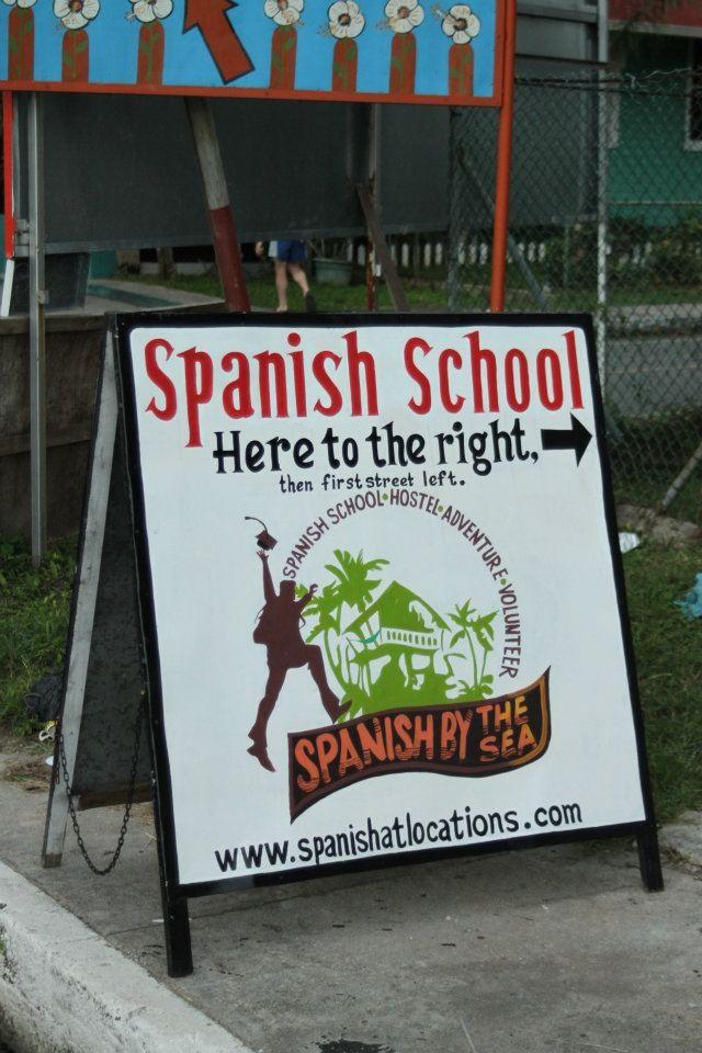 Spanish At Locations is een initiatief van Nederlandse Ingrid Lommers, die al jarenlang woont en werkt in Midden-Amerika