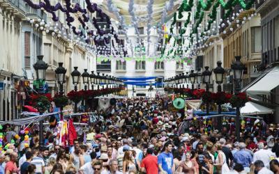 Ferias de Málaga TEFL