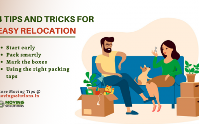4 Tips and Tricks for Easy Relocation