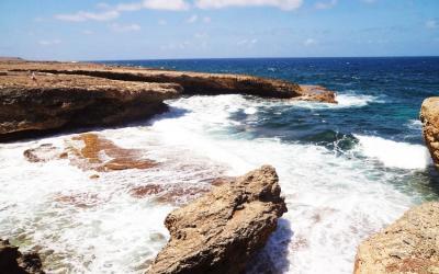 Curaçao coast
