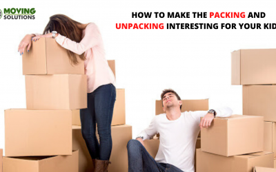 packing and unpacking