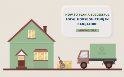 Local House Shifting in Bangalore