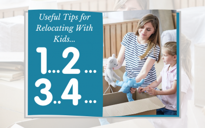 Useful Tips for Relocating With Kids