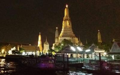 Wat Arun-Bangkok night Tour