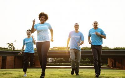 Fondsenwervende Vrijwilligers