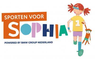 Sporten voor Sophia