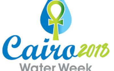 Cairo Water Week 2018