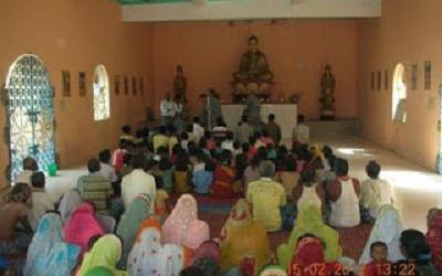 hariharpur dalit onaanraakbare dorpsschool