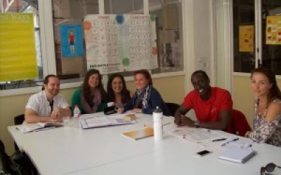 TEFL in Spain spanish class