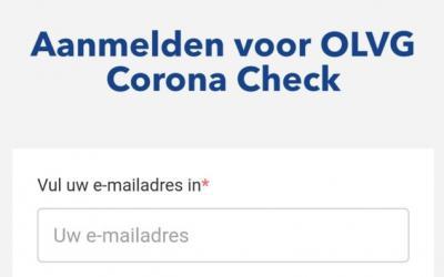 OLVG Corona check